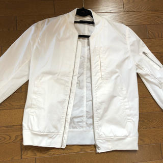 RAGEBLUE - 白MA1ジャケット RAGEBULE