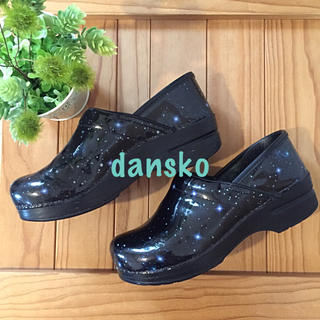 ダンスコ(dansko)のdansko☆プロフェッショナルサンダル(ローファー/革靴)