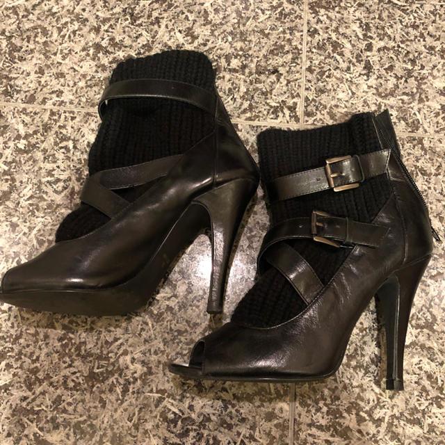 ASH(アッシュ)のショートブーツ サンダルブーツ サンダル ルシェル スタニング レディースの靴/シューズ(サンダル)の商品写真