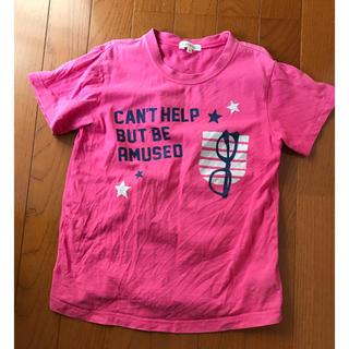 サンカンシオン(3can4on)の3can4on 半袖tシャツ ピンク☆(Tシャツ/カットソー)