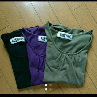 ファンキーフルーツ(FUNKY FRUIT)の半袖シャツ(Tシャツ(半袖/袖なし))