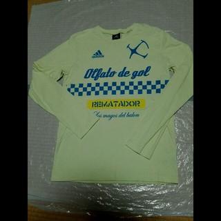 アディダス(adidas)のアディダス長袖tシャツ(Tシャツ/カットソー(七分/長袖))
