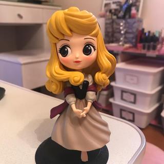 ディズニー(Disney)のqposket ディズニープリンセス 眠れる森の美女(フィギュア)