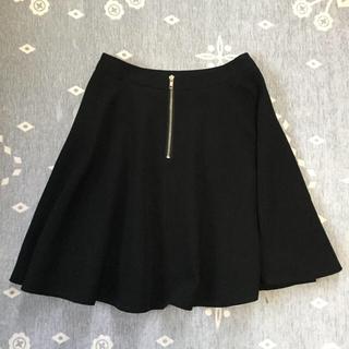 グラスライン(Glass Line)のグラスライン フレアスカート  (ひざ丈スカート)