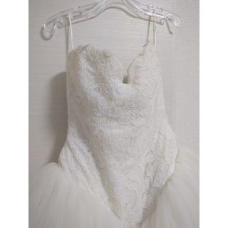 ヴェラウォン(Vera Wang)のウェディングドレス ヴェラウォン 12709 ケイトハドソン バレリーナ(ウェディングドレス)