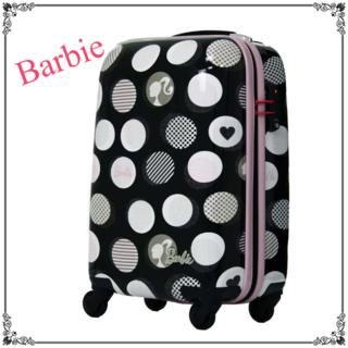 バービー(Barbie)の★タイムセール★ バービーレトロポップハードキャリーケース 機内持ち込み可(スーツケース/キャリーバッグ)