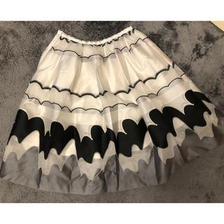 チェスティ(Chesty)のチェスティスカート0サイズ(ひざ丈スカート)
