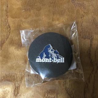 モンベル(mont bell)のモンベル ピンバッチ 【お値下げ】(その他)