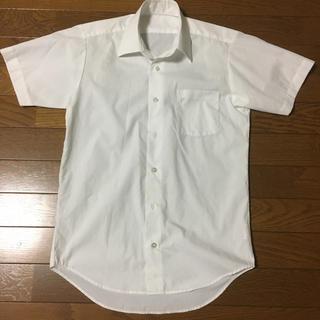 シマムラ(しまむら)の訳あり❗️ 中古 男子学生用 形状安定加工半袖ワイシャツ150cm(その他)
