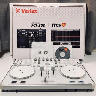 ローランド(Roland)のVestax DJコントローラ VCI-300 限定カラー オールホワイト(DJコントローラー)