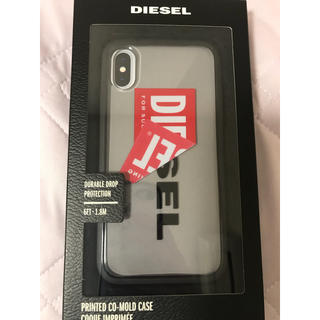 ディーゼル(DIESEL)のiPhoneXケース(iPhoneケース)
