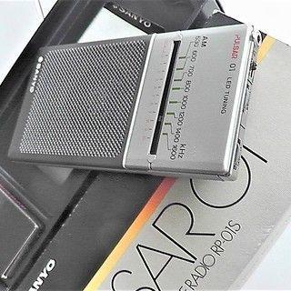 サンヨウヤマチョウ(SANYO YAMACHO)の小型ラジオ(ラジオ)