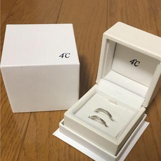 ヨンドシー(4℃)の4°C ペアリング(リング(指輪))