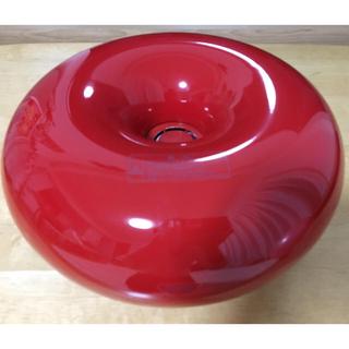 プラスマイナスゼロ(±0)の±0 加湿器 赤 フィルター18枚付き!!(加湿器/除湿機)