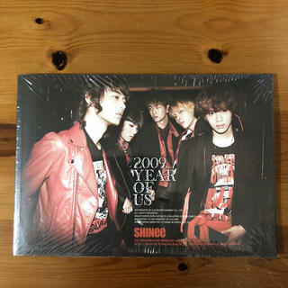 シャイニー(SHINee)の[新品未開封]SHINeeミニアルバム  2009 YEAR OF US(K-POP/アジア)