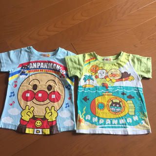 アンパンマン(アンパンマン)のアンパンマン 90 2枚セット(Tシャツ/カットソー)