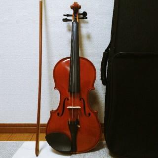 【UNLABELED】4/4 バイオリン (ヴァイオリン)