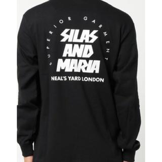 サイラス(SILAS)の新品未使用 SILAS&MARIA 長袖Tシャツ(Tシャツ/カットソー(七分/長袖))