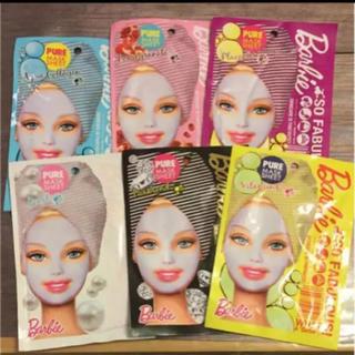 バービー ピュアシートマスクEX 6枚セット(パック/フェイスマスク)