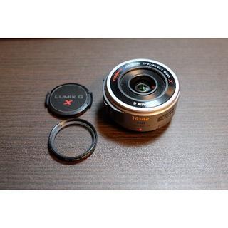 LUMIX G X VARIO PZ 14-42mm/F3.5-5.6 ASPH(レンズ(ズーム))