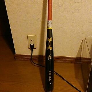 アンダーアーマー(UNDER ARMOUR)のアンダーアーマー硬式バット阪神糸井嘉男フルカスタムタイプモデル新品未使用(バット)