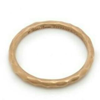 ティファニー(Tiffany & Co.)のティファニーパロマ・ピカソ・ハマードリング(リング(指輪))