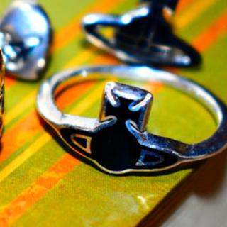 ヴィヴィアンウエストウッド(Vivienne Westwood)のオーブ リング(リング(指輪))