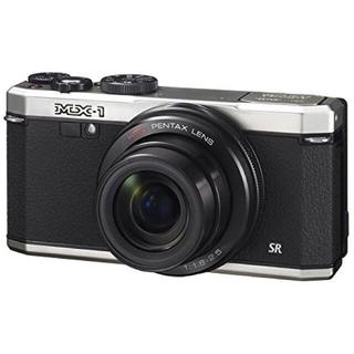 ペンタックス(PENTAX)のPENTAX MX-1 シルバー(コンパクトデジタルカメラ)