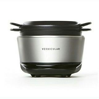 バーミキュラ(Vermicular)の新品バーミキュラ ライスポットシルバーRP23A-SV  (炊飯器)