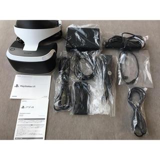 プレイステーションヴィーアール(PlayStation VR)の美品 PlayStation VR Camera同梱版 CUHJ-16003(家庭用ゲーム機本体)