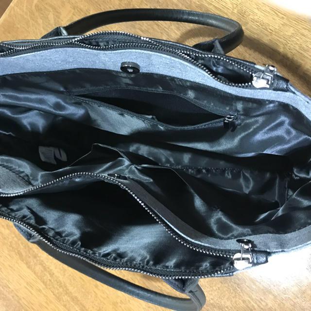 しまむら(シマムラ)のトートバッグ メンズのバッグ(ショルダーバッグ)の商品写真
