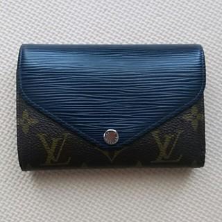 ルイヴィトン(LOUIS VUITTON)の専用  ヴィトン モノグラム×エピブルー (財布)