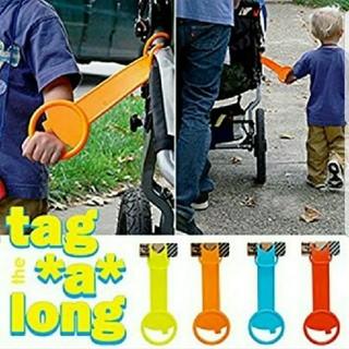 最安値 tag*a*long ストローラー ハンドル(簡易バギー)