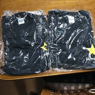 サッポロ(サッポロ)のサッポロ Tシャツ 二枚セット(Tシャツ/カットソー(半袖/袖なし))