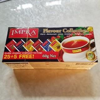スリランカ紅茶★6種類 フルーツフレーバーティーコレクション(茶)