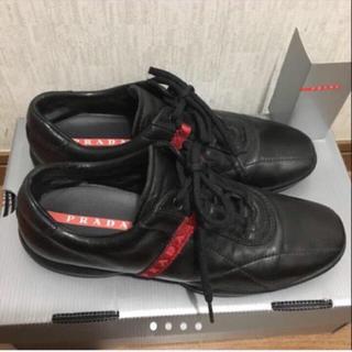 プラダ(PRADA)のプラダ 革靴ローファー(ローファー/革靴)