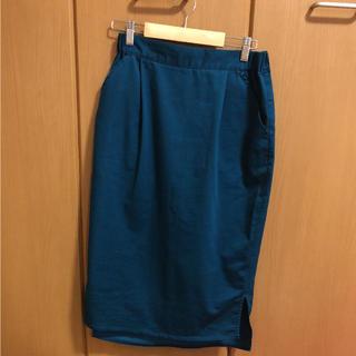 トピックラックス(topic luxe)のタイトスカート(ひざ丈スカート)