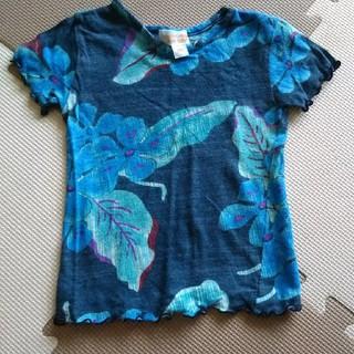 チッカチッカブーンブーン(CHICKA CHICKA BOOM BOOM)のボタニカル柄 T シャツ(Tシャツ)