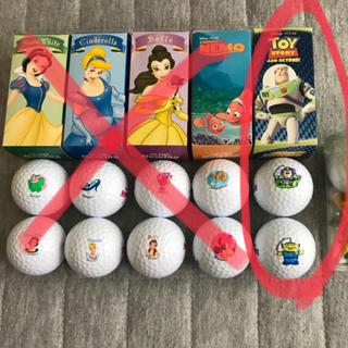ディズニー(Disney)の【新品未使用】ゴルフボール11個 ALTUS Newing・サイパン土産(その他)