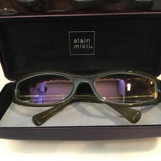 アランミクリ(alanmikli)のアラン・ミクリ 眼鏡 A0328-04(サングラス/メガネ)