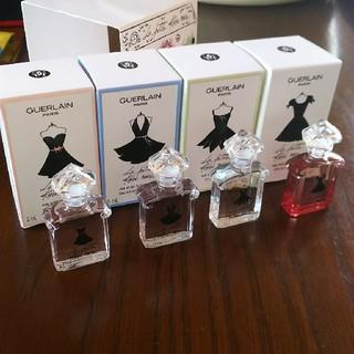 ゲラン(GUERLAIN)のゲラン 4本セット(香水(女性用))