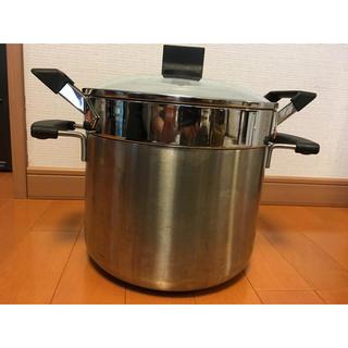 ムジルシリョウヒン(MUJI (無印良品))の無印良品 パスタ鍋(鍋/フライパン)
