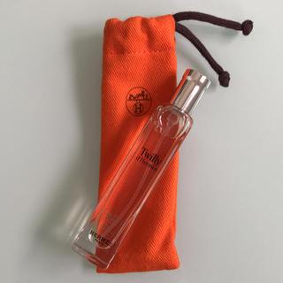 エルメス(Hermes)の【未使用】HERMESオードパルファム ツイリー15ml(香水(女性用))