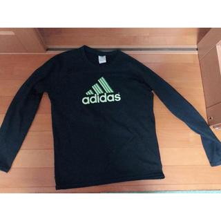 アディダス(adidas)のアディダス(Tシャツ/カットソー(七分/長袖))