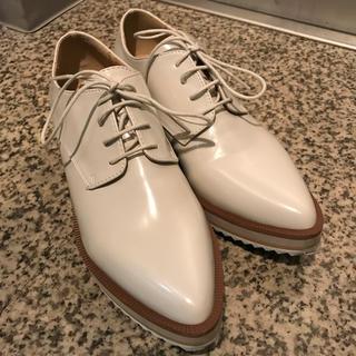 ランダ(RANDA)のステラマッカートニー似 厚底 オックスフォード(ローファー/革靴)