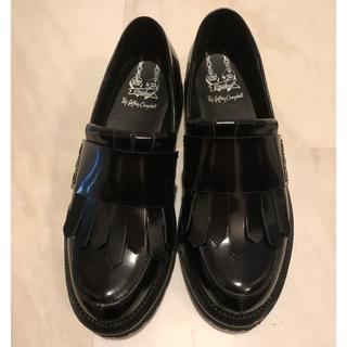 ジェフリーキャンベル(JEFFREY CAMPBELL)のJeffrey Campbell エナメルシューズ 未使用に近い(ローファー/革靴)