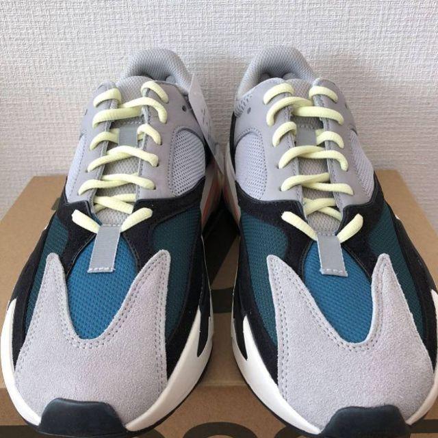 adidas(アディダス)のYEEZY BOOST 700 WAVE RUNNER 27.5cm US9.5 メンズの靴/シューズ(スニーカー)の商品写真