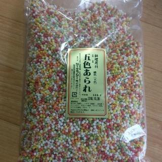 ぶぶあられ5色 30g(米/穀物)