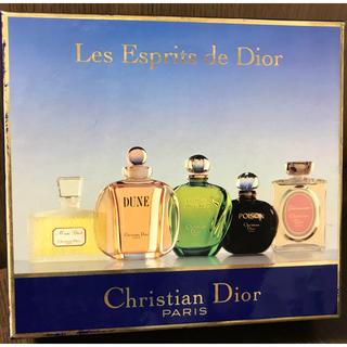 クリスチャンディオール(Christian Dior)のChristian Dior クリスチャン ディオール ミニ香水(香水(女性用))