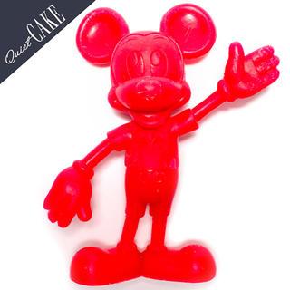 ディズニー(Disney)のディズニー ミッキーマウス ビンテージ フィギュア USA 製 ミッキー 593(アメコミ)